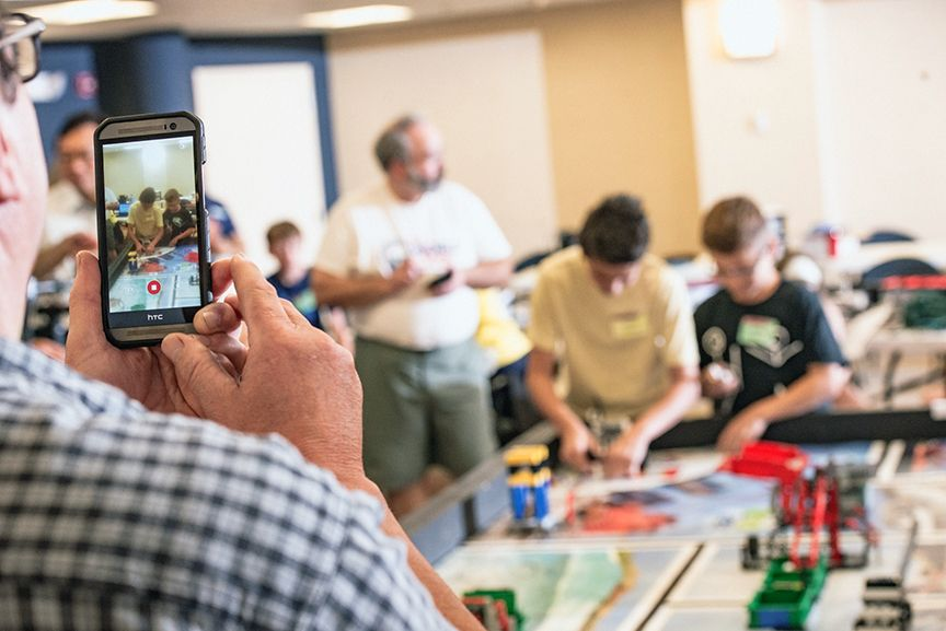 2016 LEGO Robotics Camp