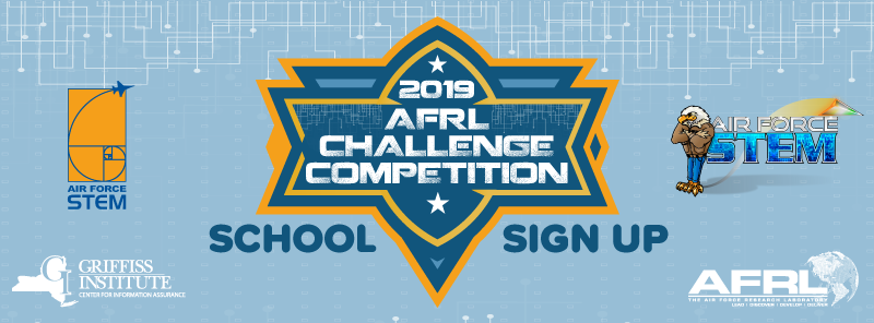 2019 AFRL Challenge Competition Application