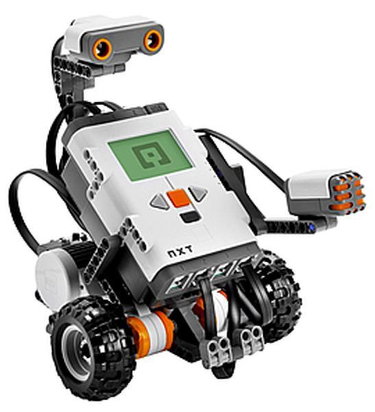 LEGO Robotics Camp | Griffiss Institute