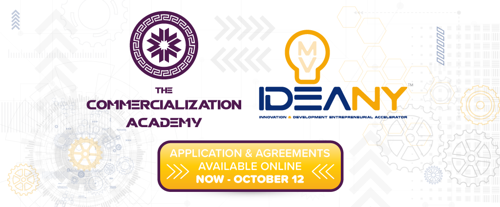 Commercialization Academy Application