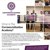 What is the Commercialization Academy