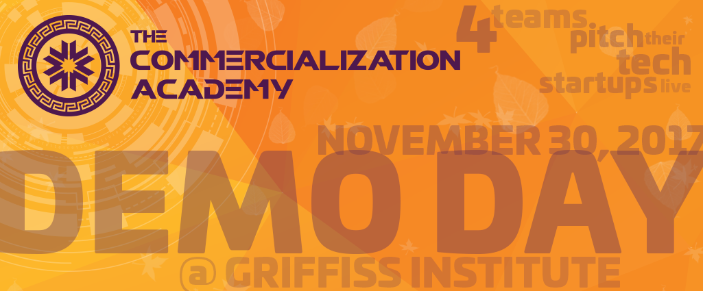 Commercialization Academy Fall 2017 Demo Day