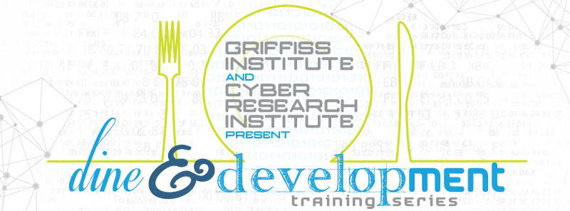 Dine and Development Training Series