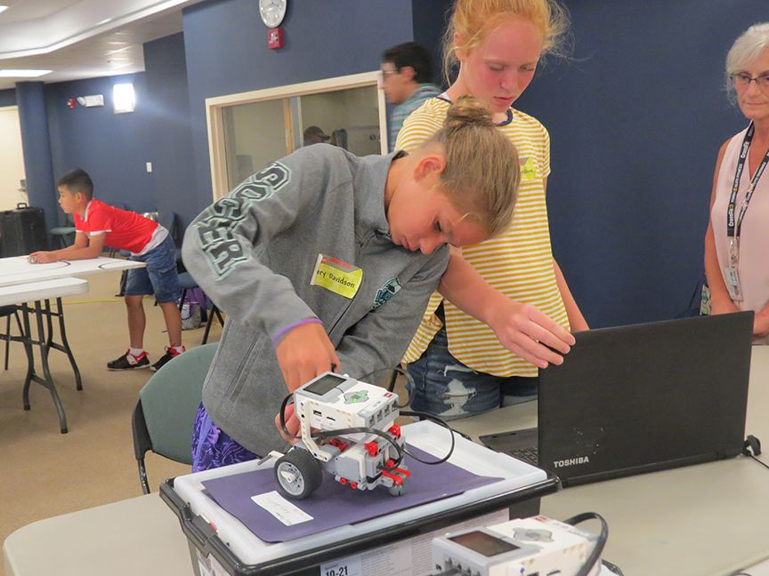 2019 LEGO Robotics Camp