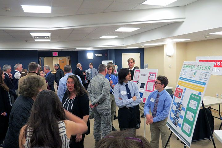 2016 AFRL Challenge Competition