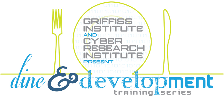 Dine & Development Training Series logo