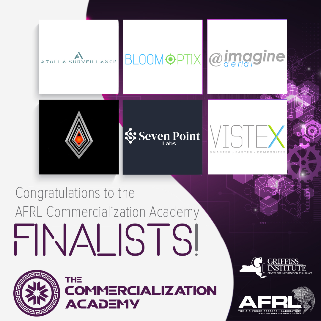 Spring 2020 Commercialization Academy Demo Day Finalists