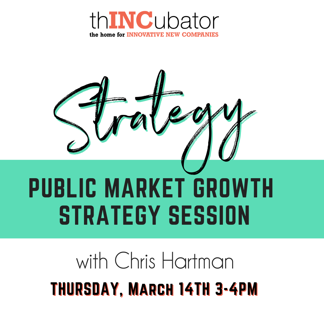 Public Market Growth Strategy Session