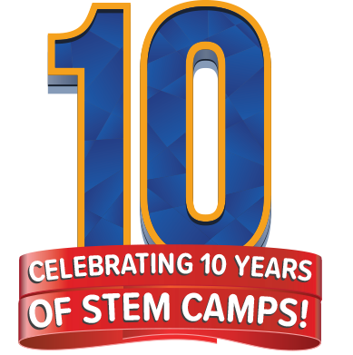Celebrating 10 years of STEM Camps!